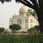 Taj Mahal | Photo taken by carole c