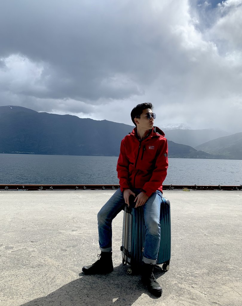 Waiting for the Ferry to Bergen  | Photo taken by Jessica H