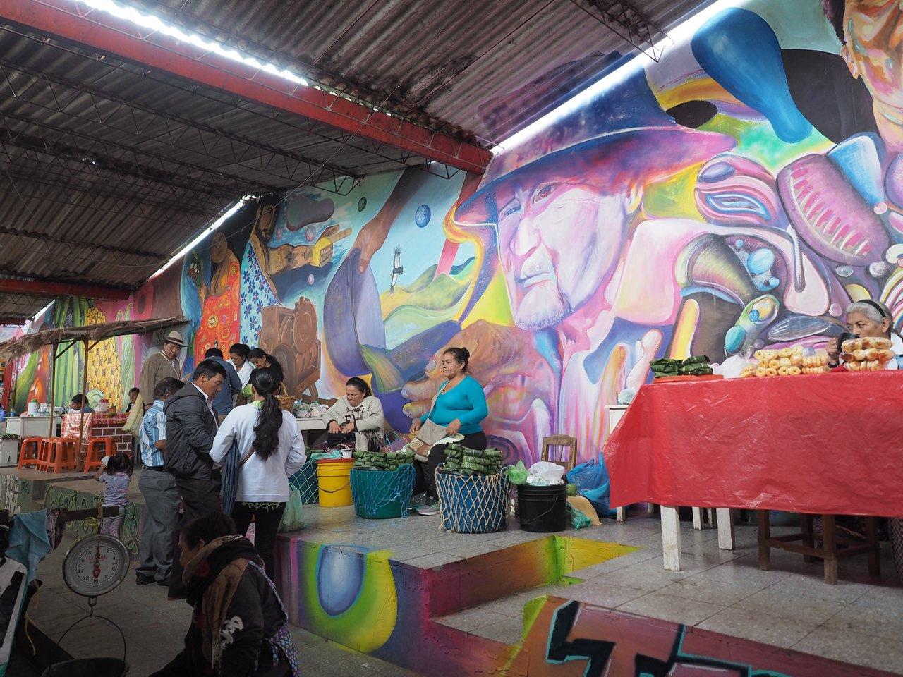 San Agustin weekly market | Photo taken by Peter G