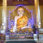 The Spectacled Buddha, Pyay | Photo taken by ALAN G
