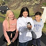 Puffling rescue in Heimaey | Photo taken by Laura D