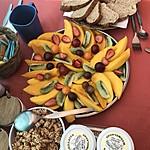 Amazing breakfast | Photo taken by Kristin M