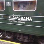 Flam railway | Photo taken by Sally A