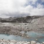 glacier-cho la pass   Photo taken by Lidia D