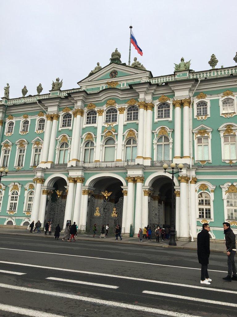 Winter Palace St Pete  | Photo taken by Diane P