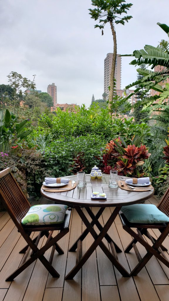 Patio del Mundo, Medellin | Photo taken by Rebecca H