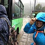 Boarding the bus  | Photo taken by Joost S
