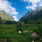 Solo hike to Cancha Cancha | Photo taken by Matthew M