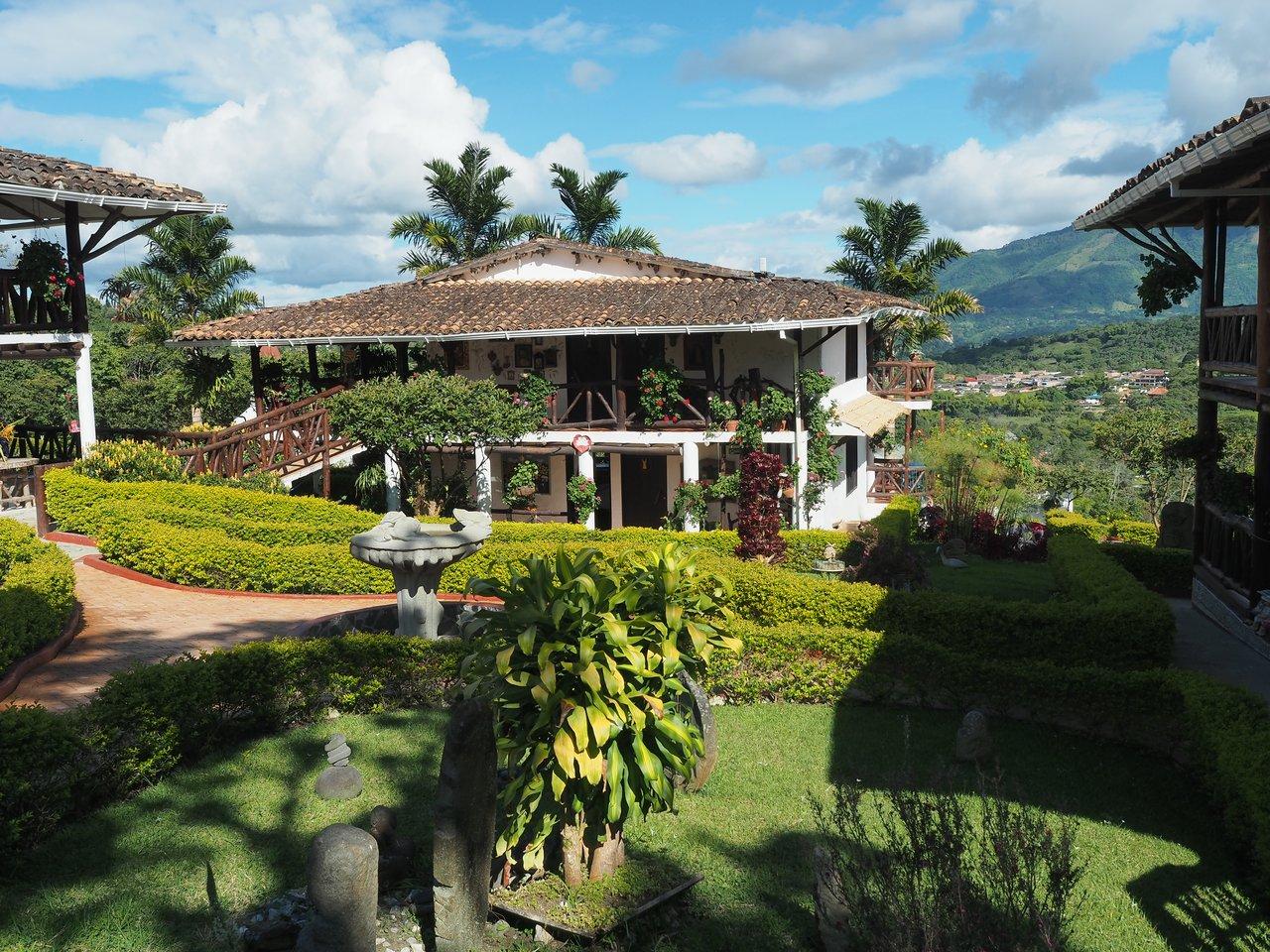 Akawanka Hotel San Agustin | Photo taken by Peter G