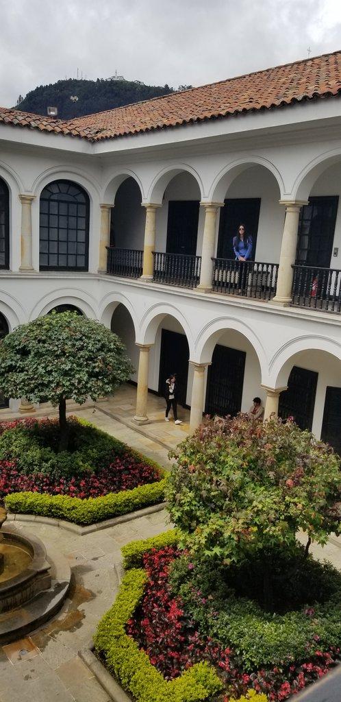 Botero Museum  | Photo taken by Ligia M