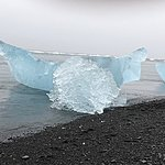 Glacier Lagoon | Photo taken by Laura D