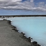 Blue lagoon.  | Photo taken by Whitney S