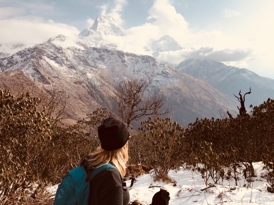 Fresh mountain air | Photo taken by LeaAnn F