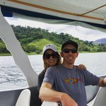 Lake Crossing to Arenal | Photo taken by Rachel H