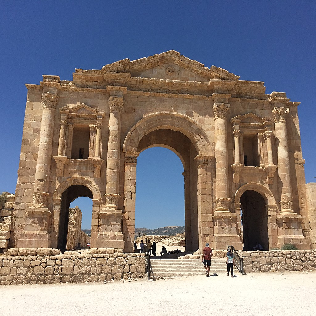 Jerash | Photo taken by Mia F