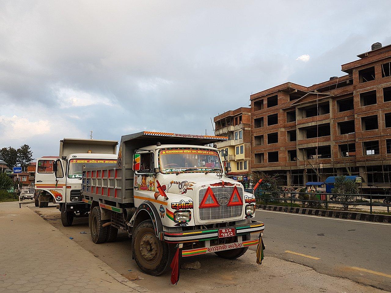 Loved the trucks | Photo taken by Sue C