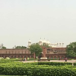 Agra Fort | Photo taken by carole c