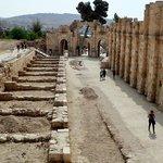 Jerash | Photo taken by fern k