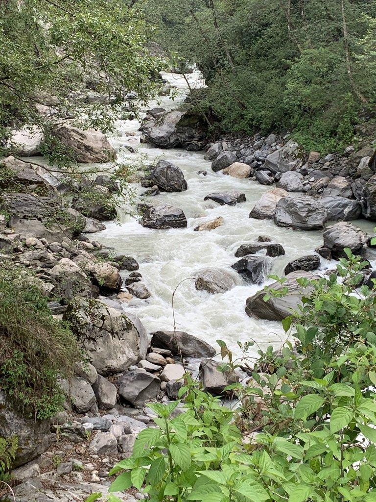 Modi river | Photo taken by Ziyad H