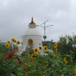 Pokhara Shanti Stupa | Photo taken by Ana R