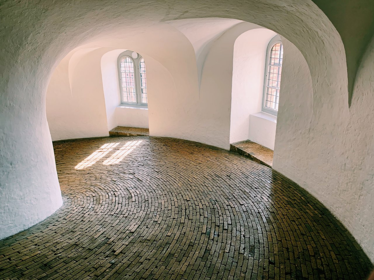 Round tower in Copenhagen | Photo taken by Michael W