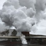 Incredible geothermal energy.  | Photo taken by Whitney S