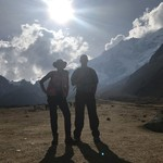 Start of day two- Salkantay trek  | Photo taken by Janice H