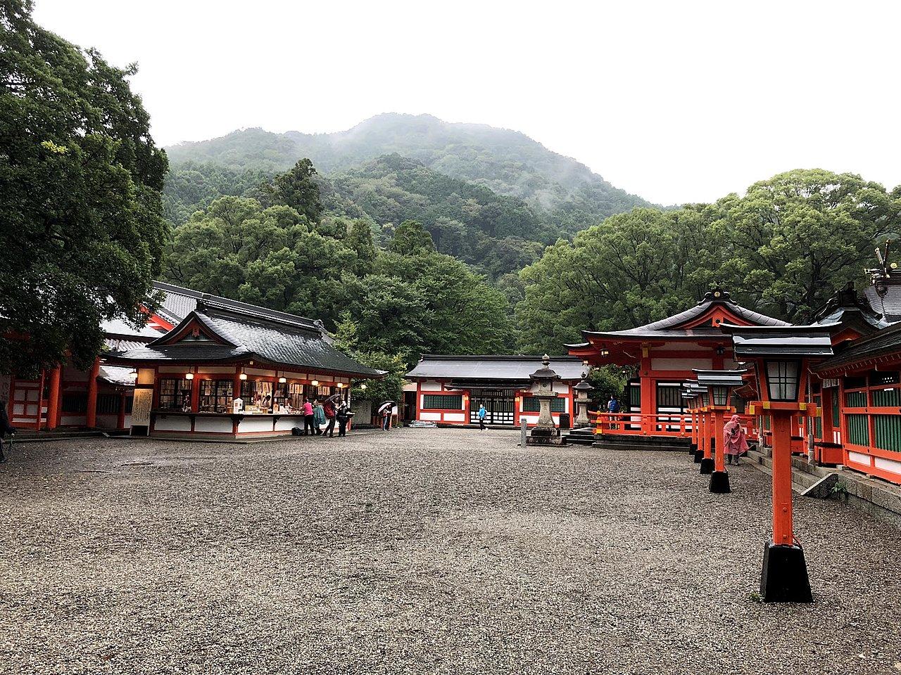 Kumano Hayatama Taisha   Photo taken by Joost S