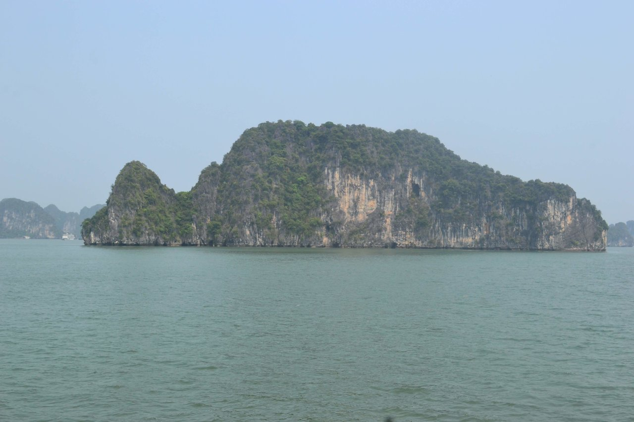 Halong Bay    Photo taken by Seng Aung S