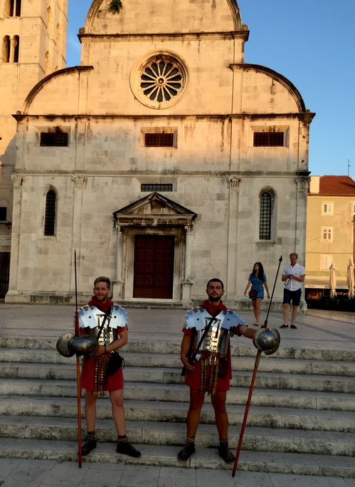 Zadar | Photo taken by Andreas V