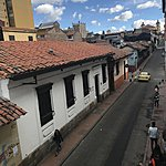 Bogota historic district | Photo taken by Gloria B