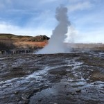 Geysir | Photo taken by Jodi G