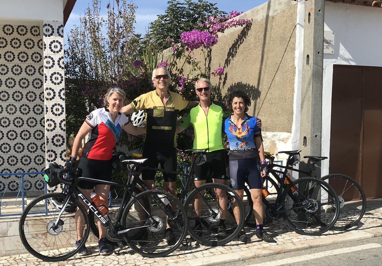 The biking gang  | Photo taken by Ema B
