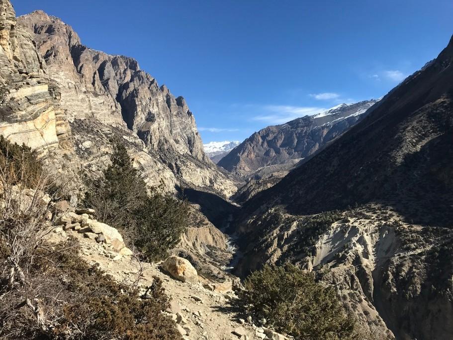Mountain canyon views | Photo taken by Anthony A