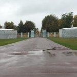 Gates to Summer Palace   Photo taken by Diane P