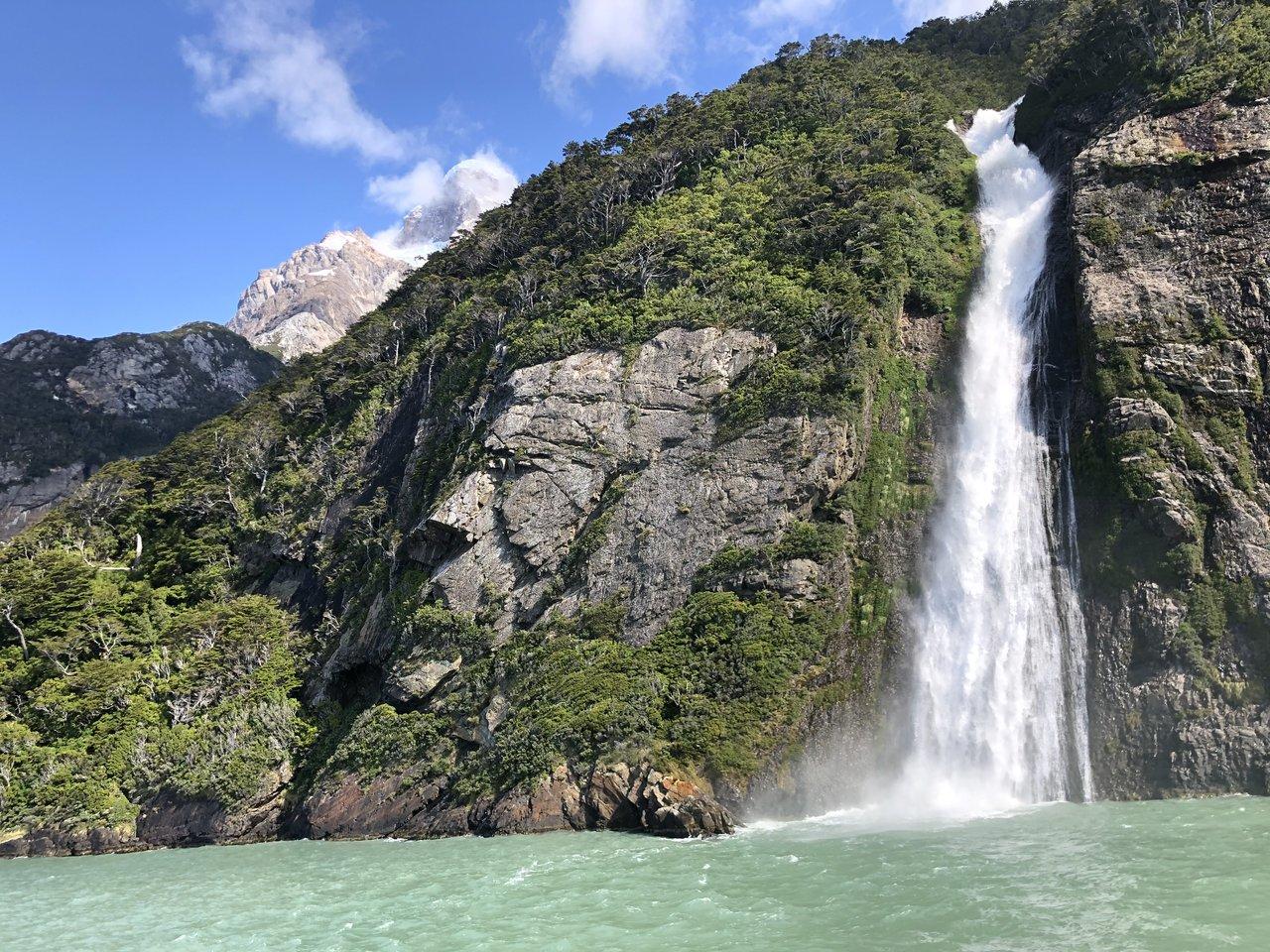 More waterfalls | Photo taken by Melody B