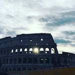 Colosseum  | Photo taken by Christina R