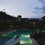 Temple Tree Resort & Spa, Pokhara | Photo taken by Long W