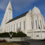 Hallgrimskirkja | Photo taken by Grace L