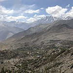 Up to Muktinath | Photo taken by Karl M