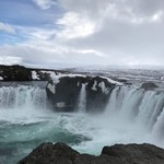 Hjalparfoss | Photo taken by Jodi G