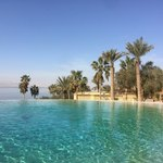 Dead Sea | Photo taken by Angela H