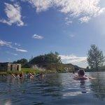 Secret Lagoon   Photo taken by Celisse B