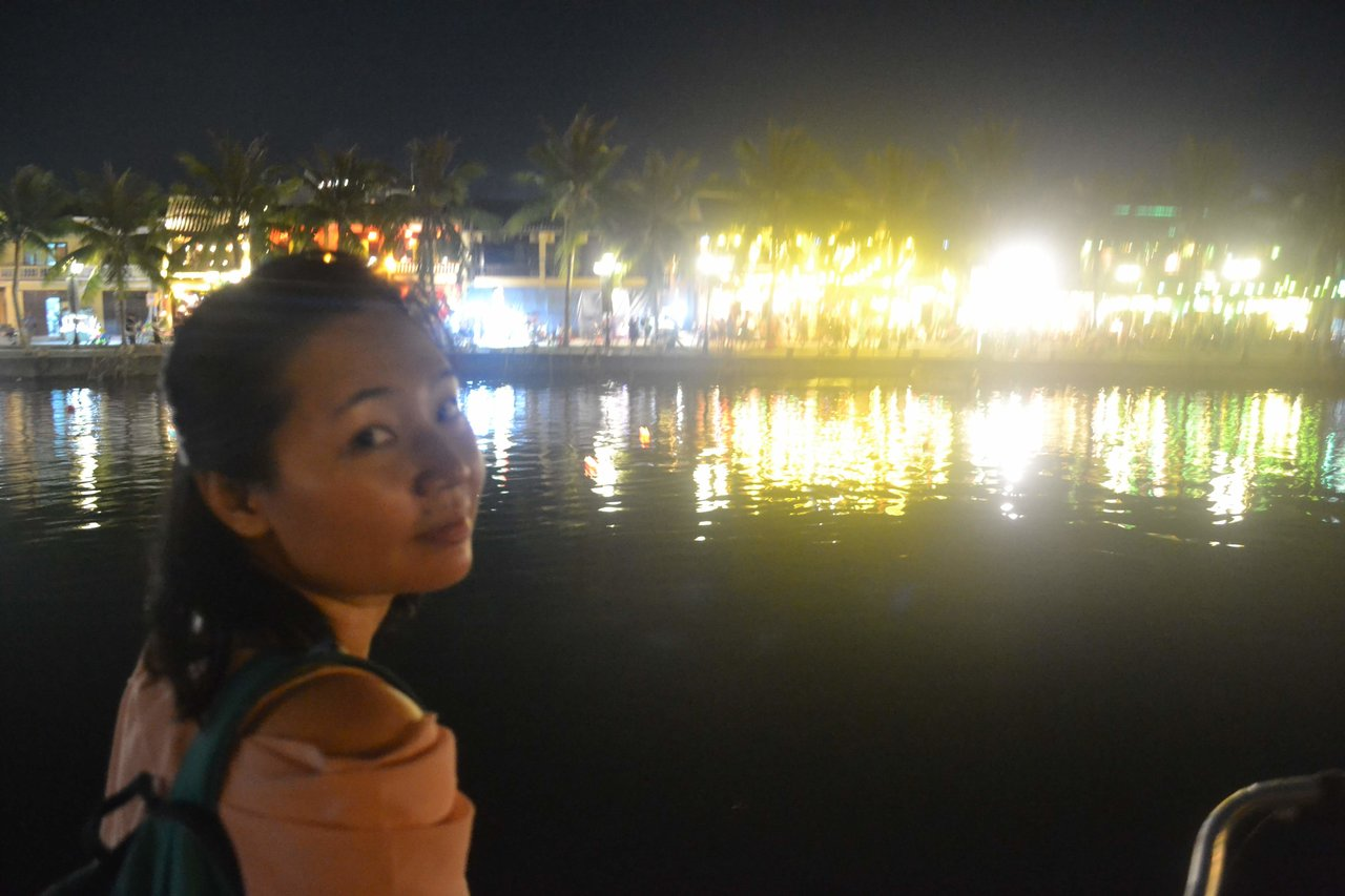 Hoi An Lake | Photo taken by Seng Aung S