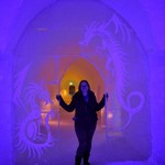 Ice hotel in Alta | Photo taken by Cyndi P