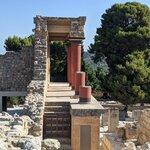Knossos Palace | Photo taken by Jason C