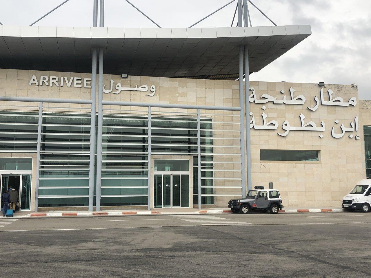 Tangier airport   Photo taken by Filipinas C