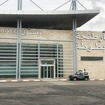 Tangier airport | Photo taken by Filipinas C