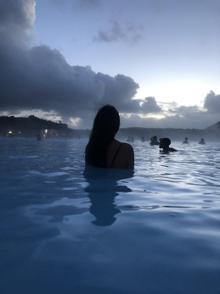 Blue Lagoon Beauty | Photo taken by Purvish P