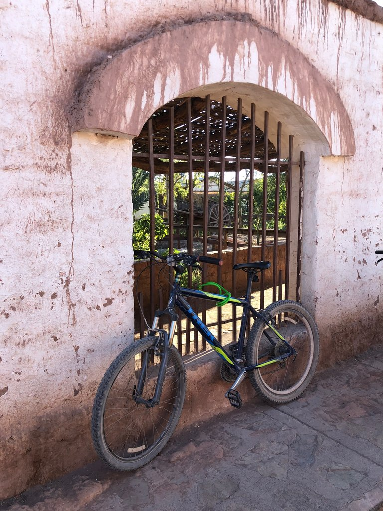 San Pedro de Atacama Trek Bike | Photo taken by Melody B